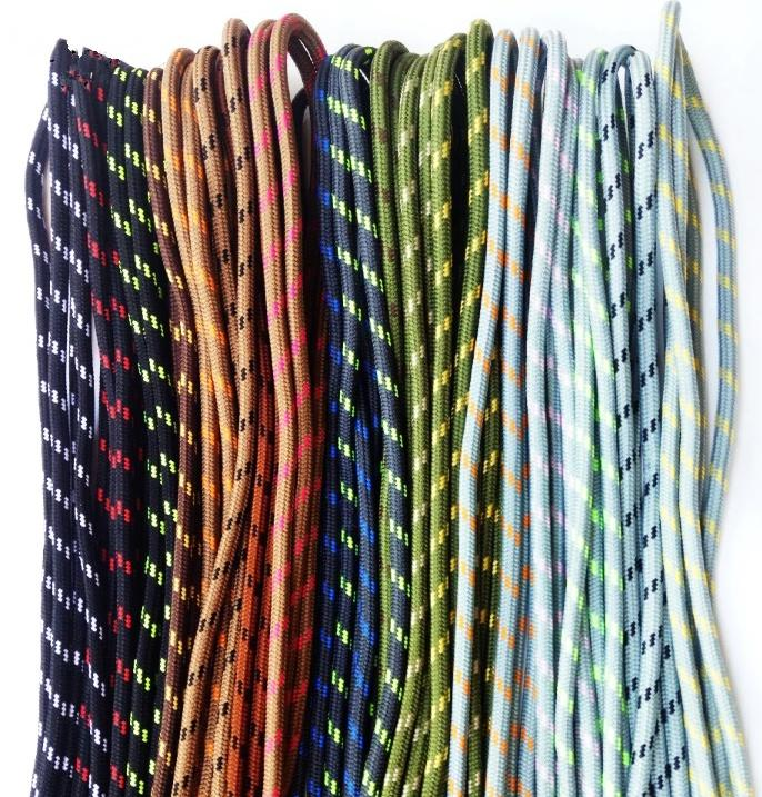 Double colored shoelaces – TheShoelacePlace