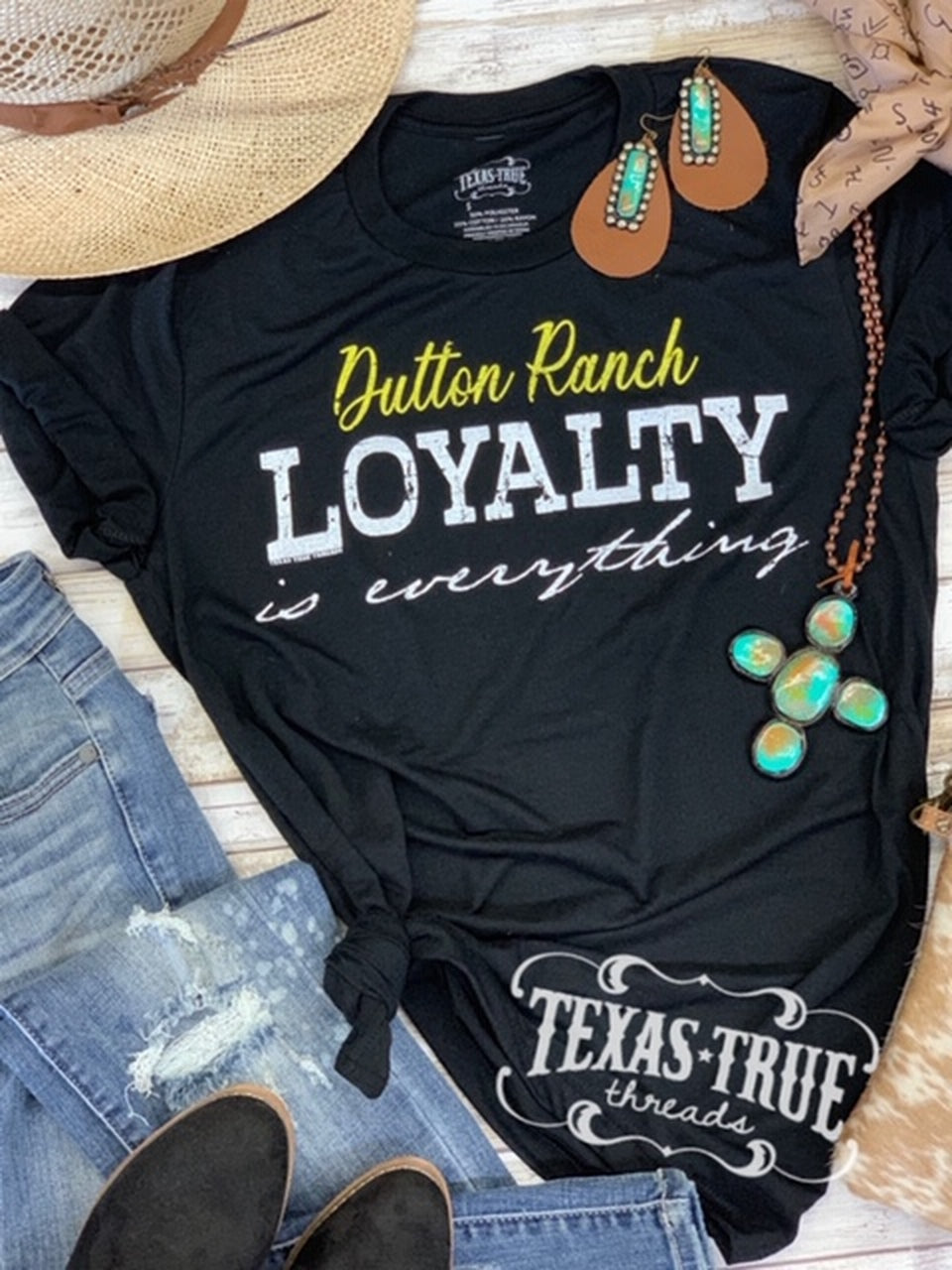 "TTT ""Loyalty is Everything"" Tee"