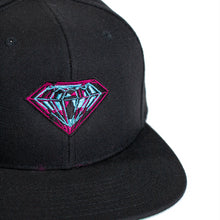 Load image into Gallery viewer, Diamond Snapback