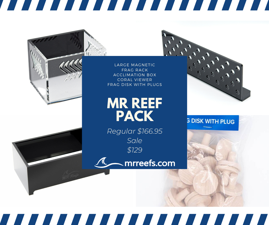 MR Reef Pack