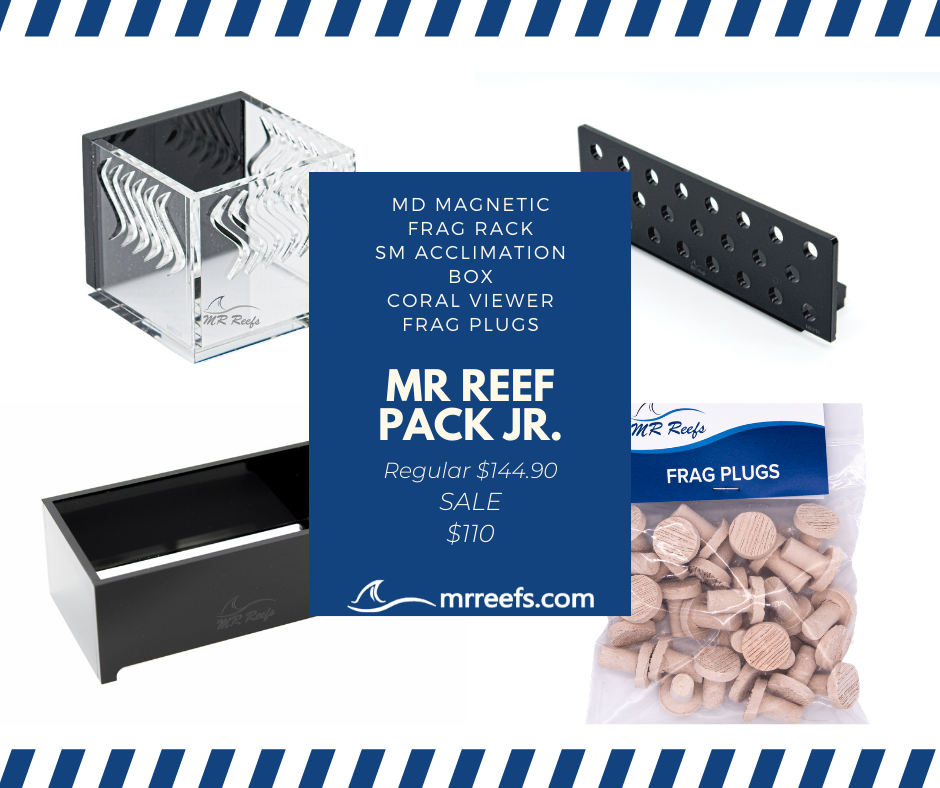 MR Reef Pack Jr.
