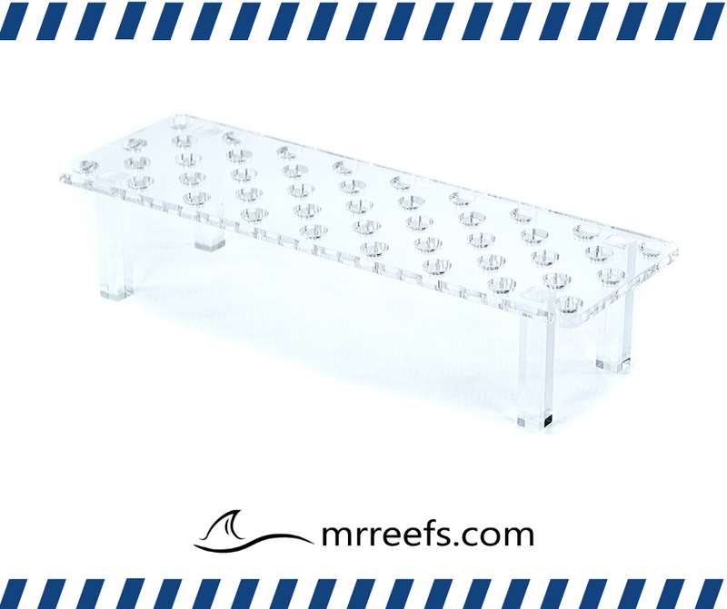 "Frag Rack - Medium - Clear 2.5"" Legs"