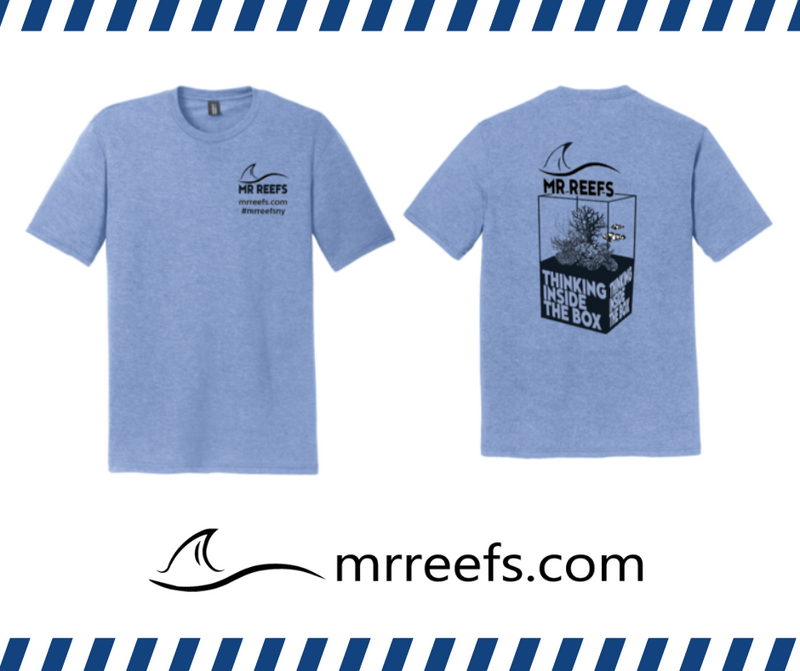 MR Reefs Think Inside the Box Tee