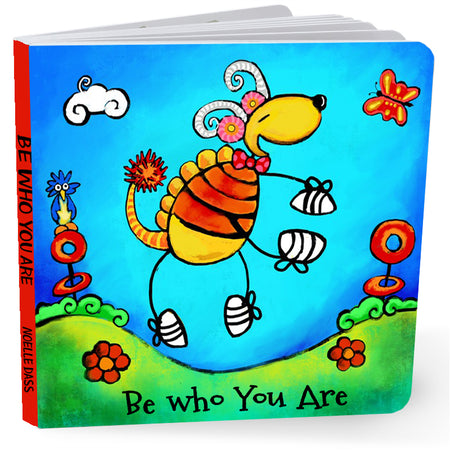 Be Who You Are Book and Extras