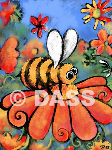 bees and bugs