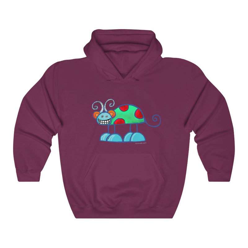 Snarleywink (From Be Who You Are Book) Unisex Hooded Sweatshirt