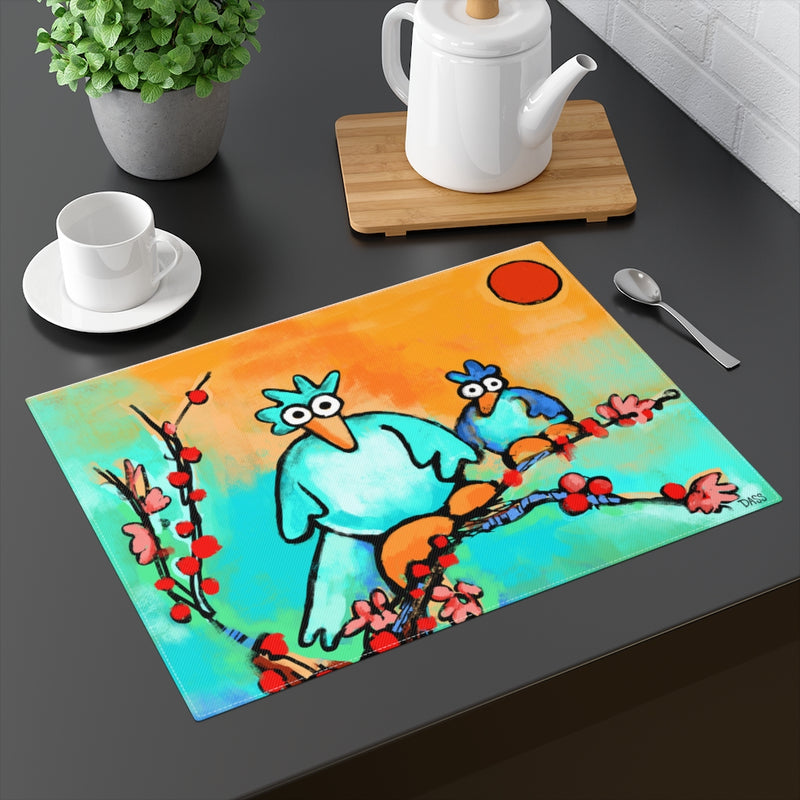Spring Birds Placemat