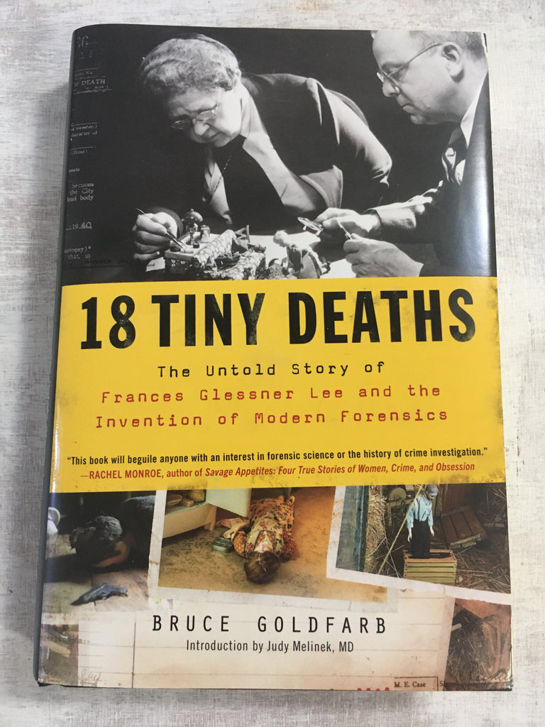 Book: 18 Tiny Deaths
