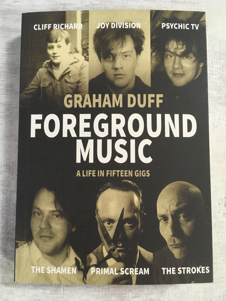 Book: Foreground Music