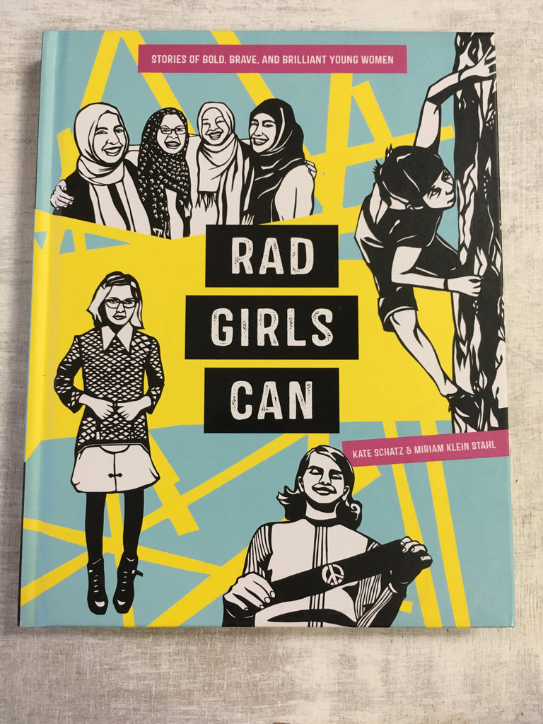 Book: Rad Girls Can