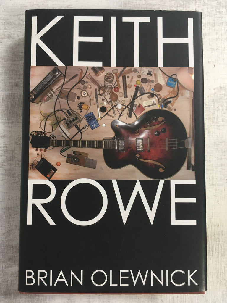 Book: Keith Rowe
