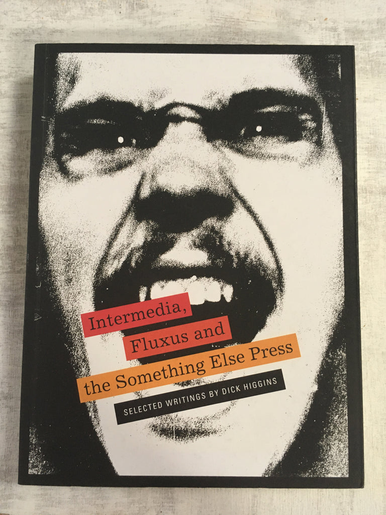 Book: Intermedia, Fluxus and the Something Else Press