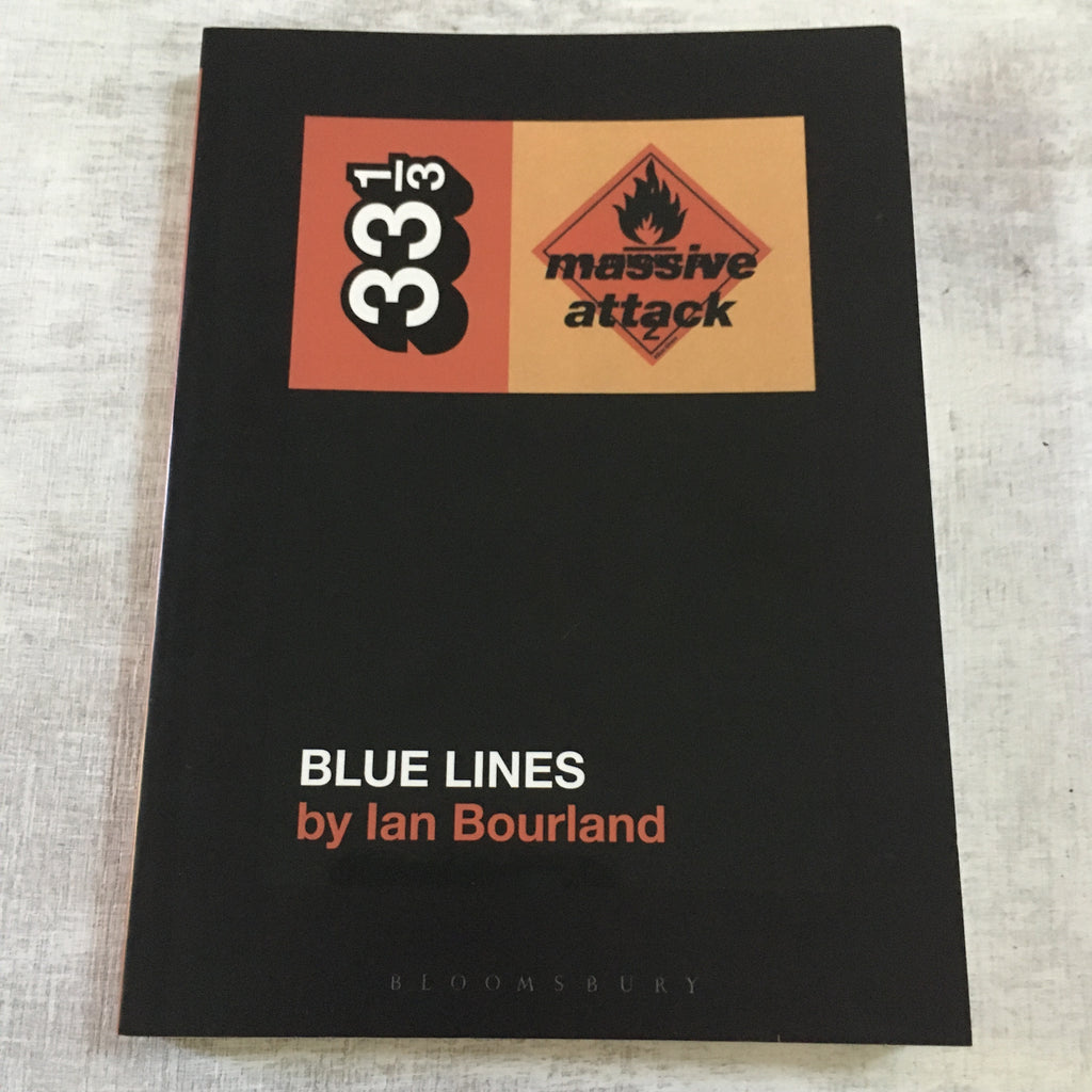Book: 33 1/3 #140: Blue Lines