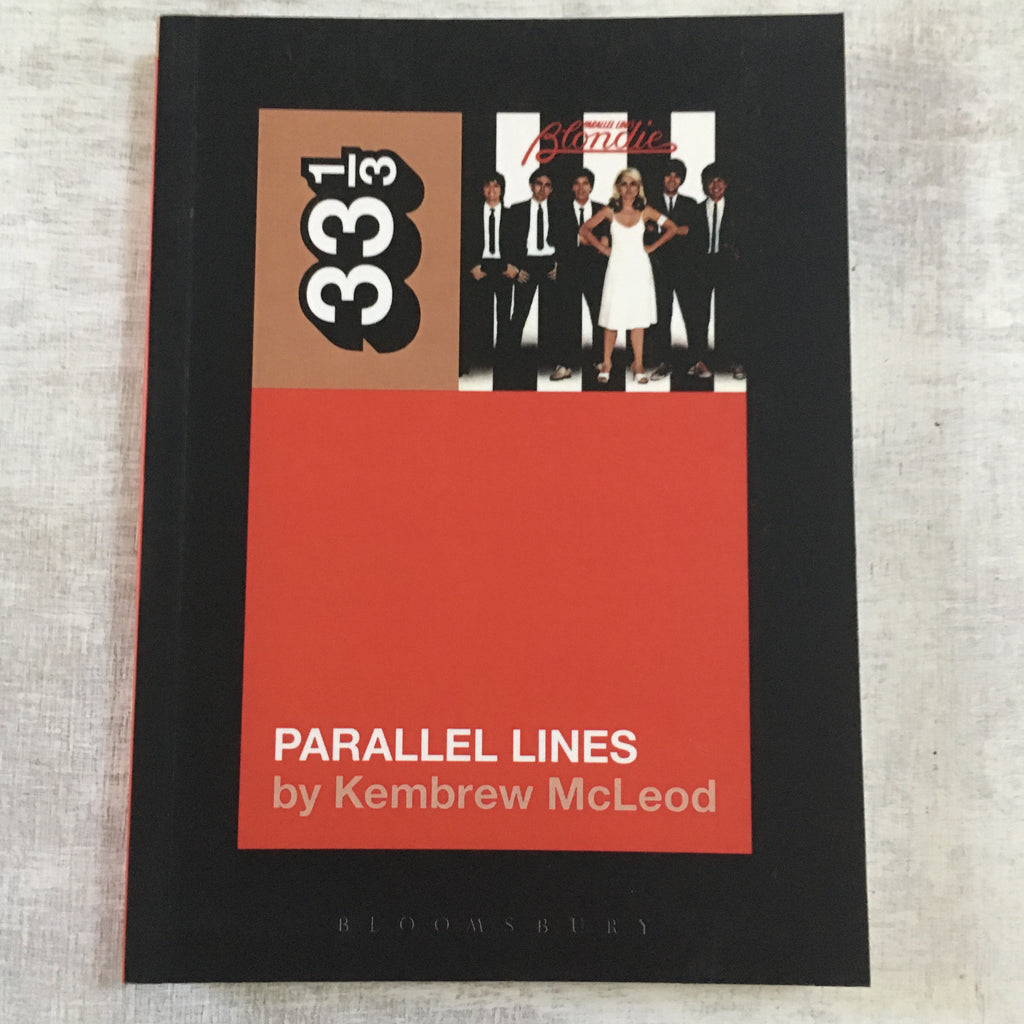 Book: 33 1/3 #111: Parallel Lines