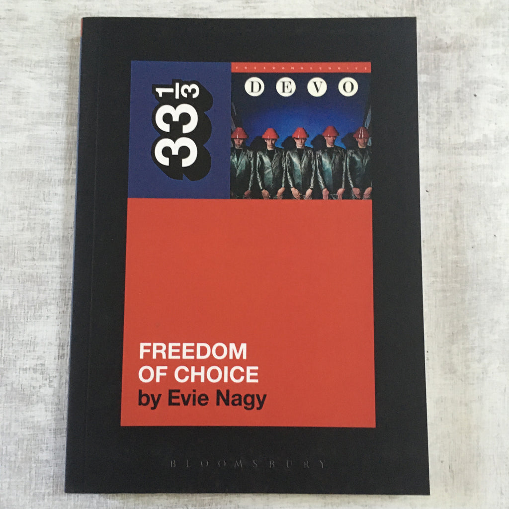 Book: 33 1/3 #104: Freedom Of Choice