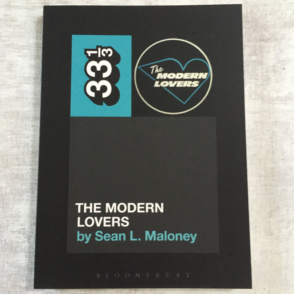 Book: 33 1/3 #119: The Modern Lovers