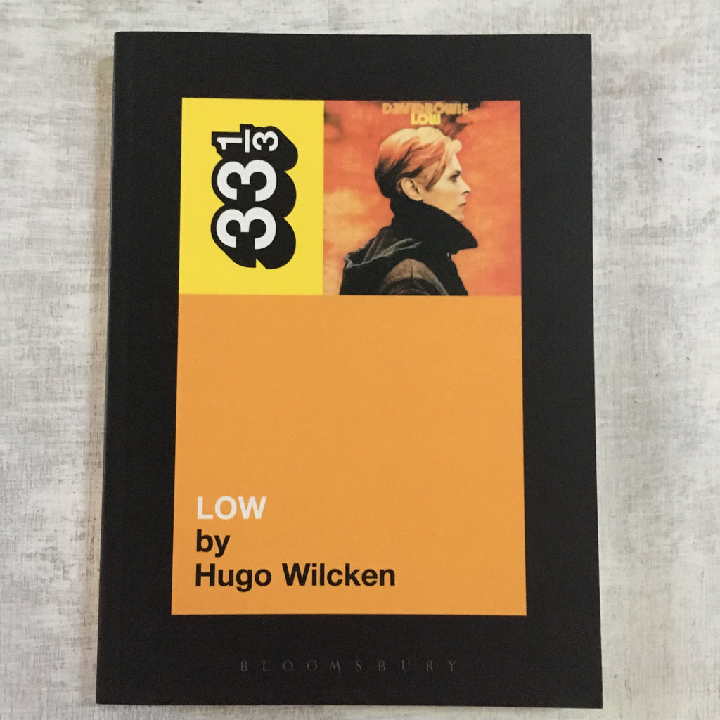 Book: 33 1/3 #026: Low