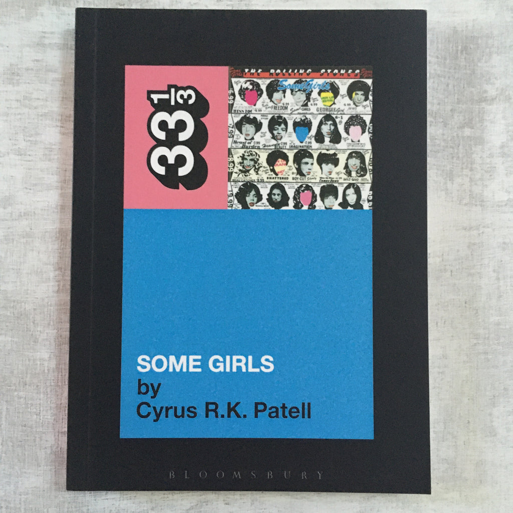 Book: 33 1/3 #081: Some Girls