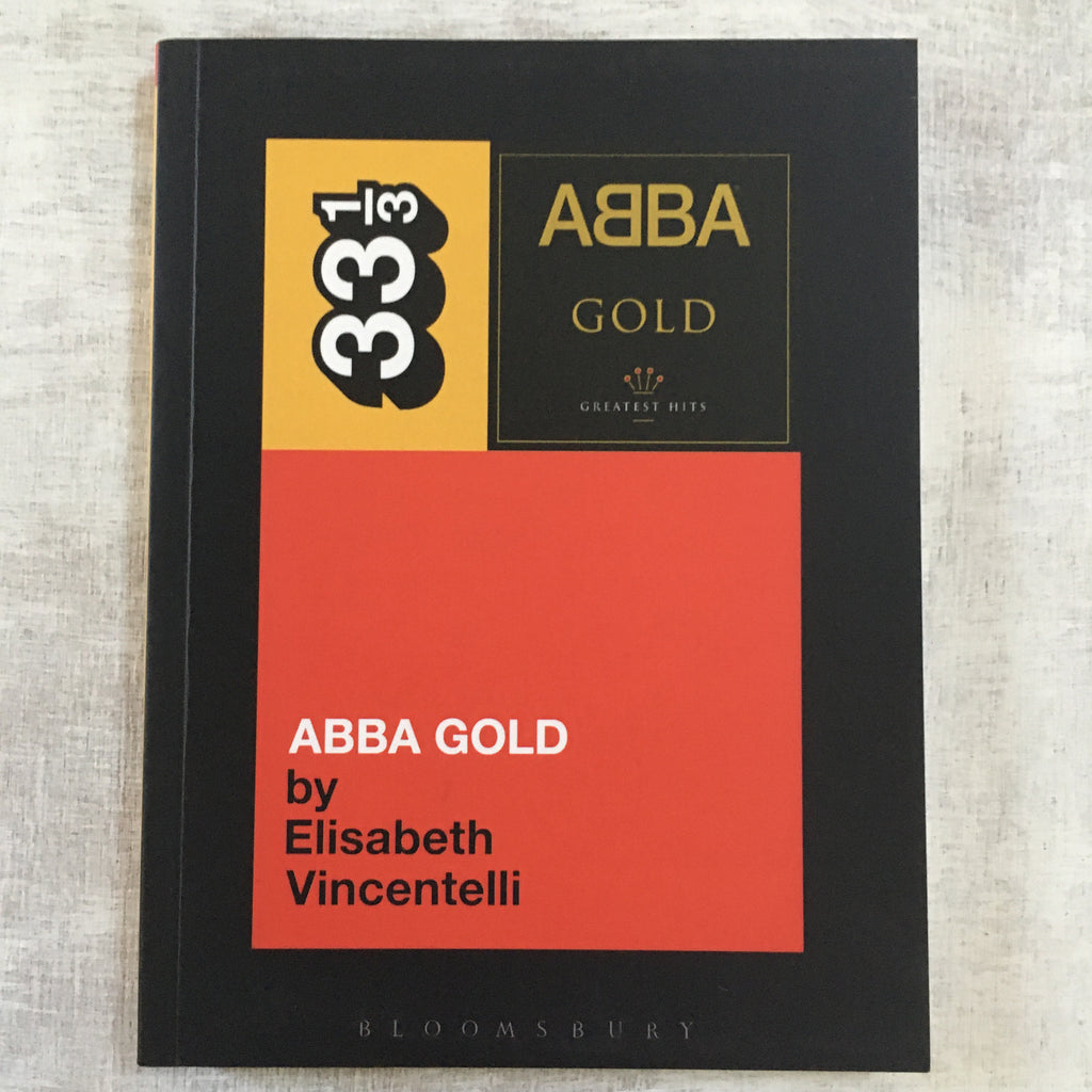 Book: 33 1/3 #007: ABBA Gold