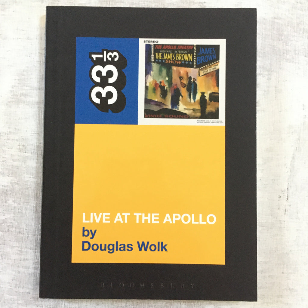 Book: 33 1/3 #013: Live At The Apollo