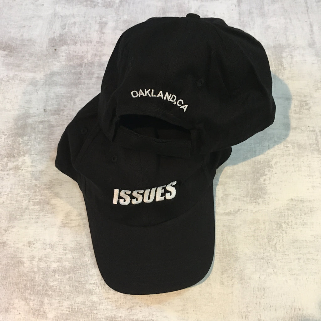 ISSUES Cap