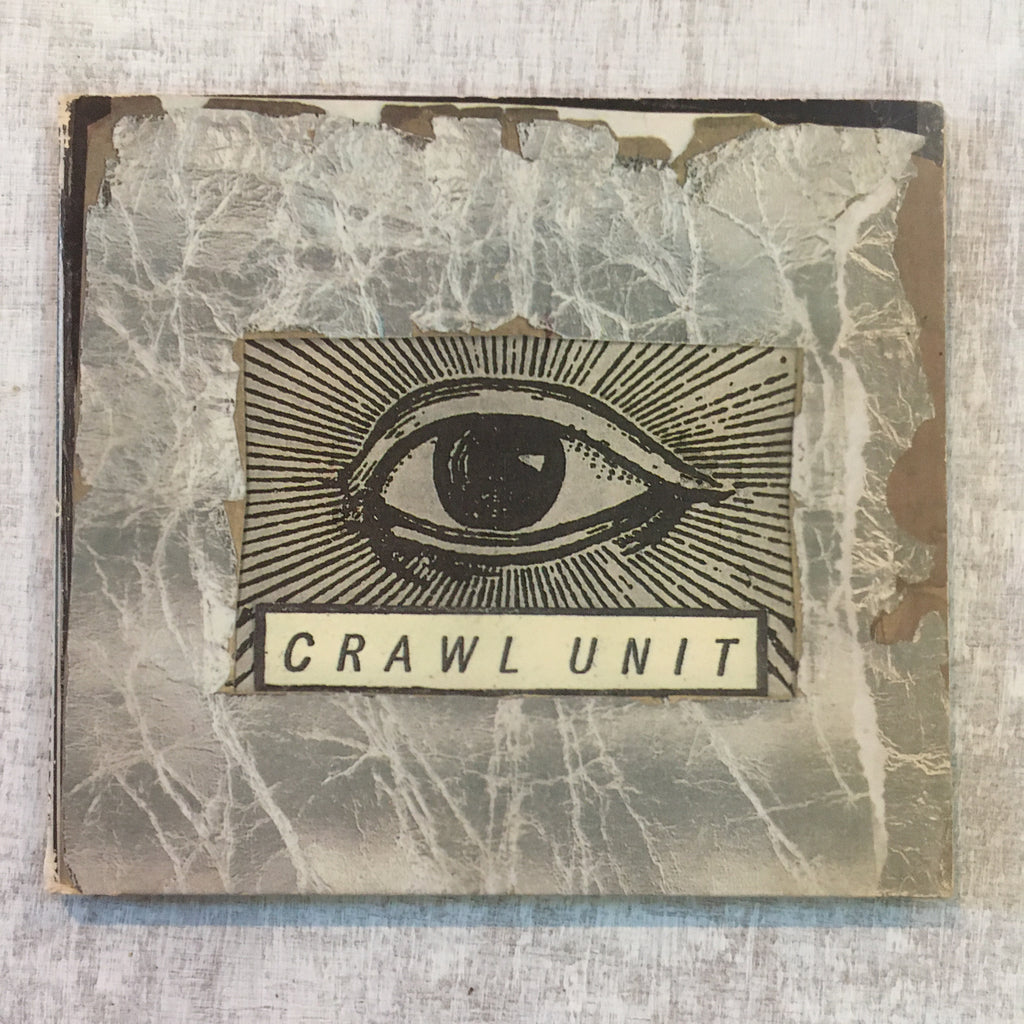 Crawl Unit: The Future In Reverse Compact Disc