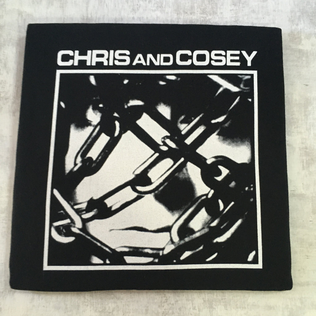 T-Shirt: Chris and Cosey