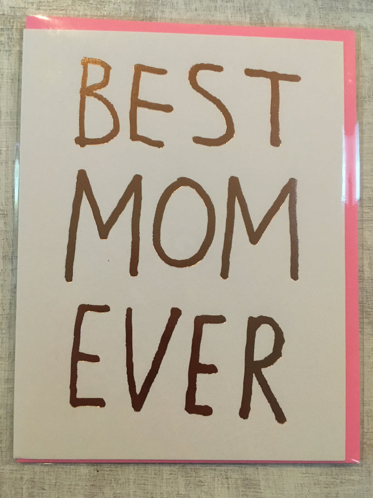 Card: Best Mom Ever