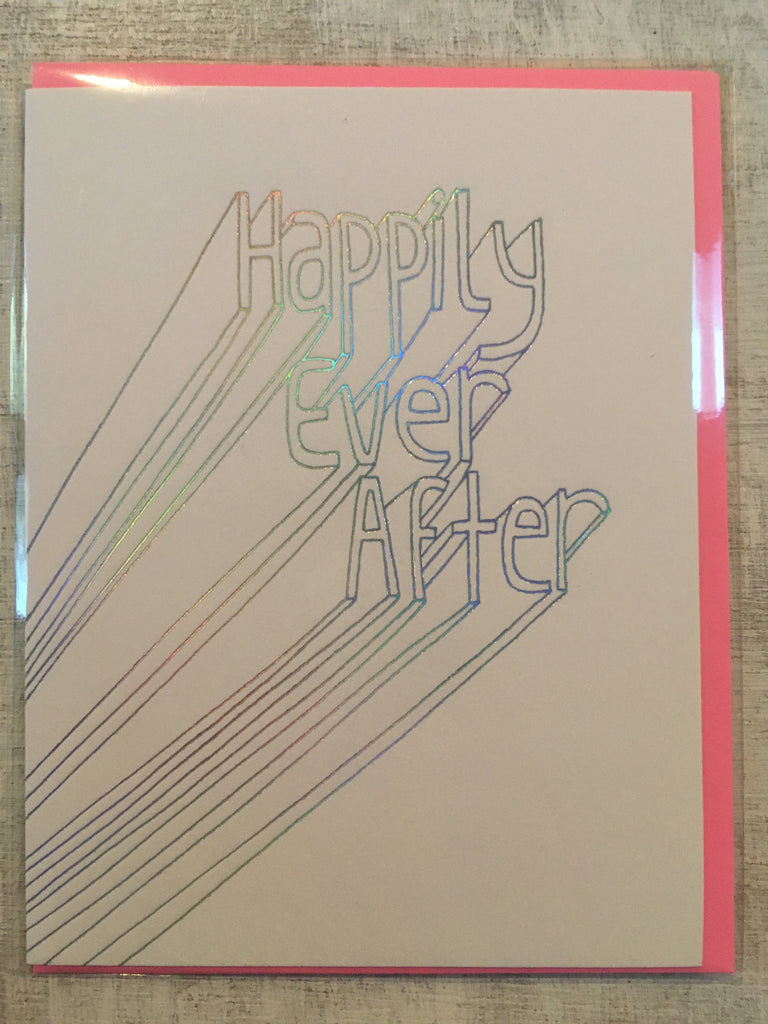 Card: Happily Ever After