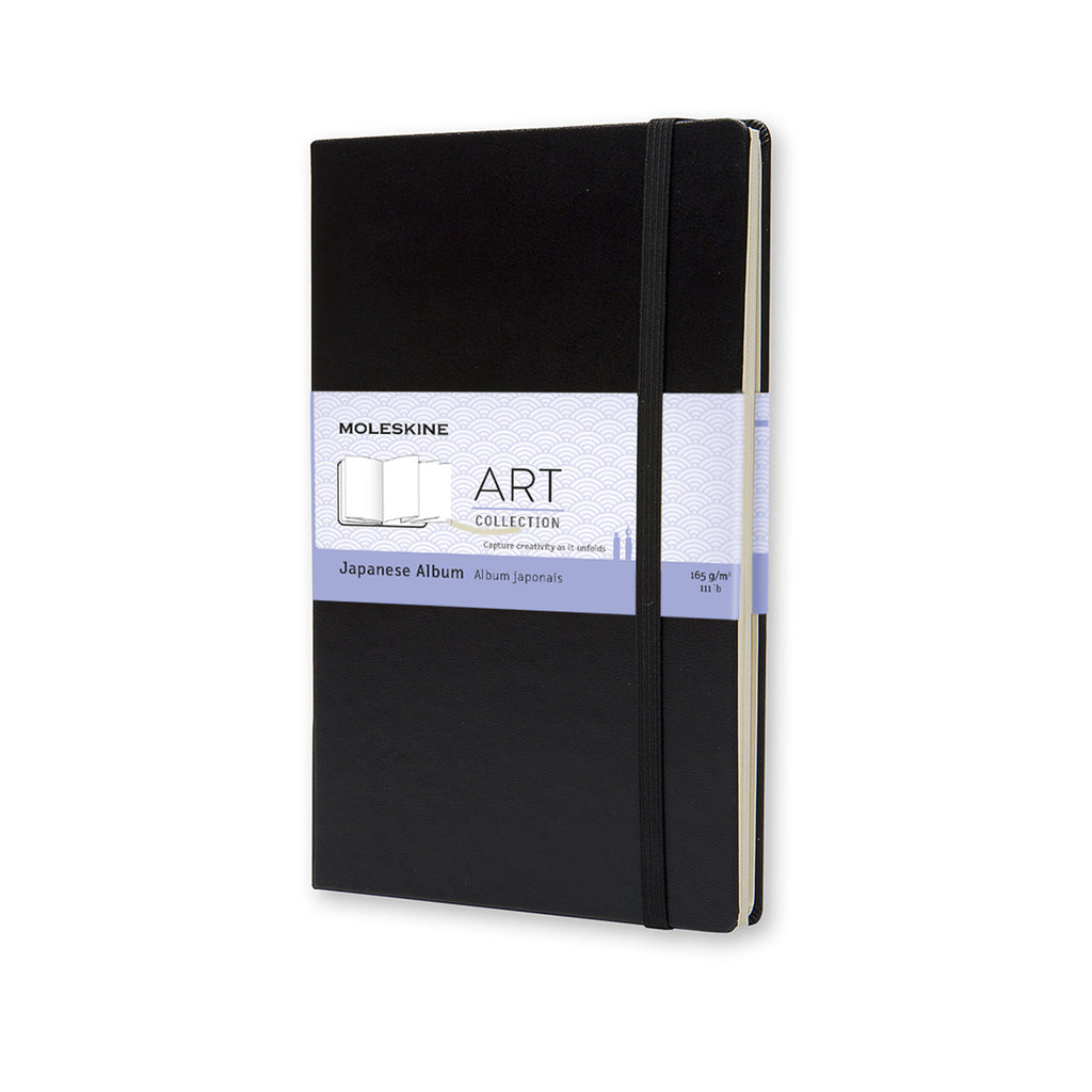 Moleskine Notebook: Art Collection Hard Cover Large Japanese Album