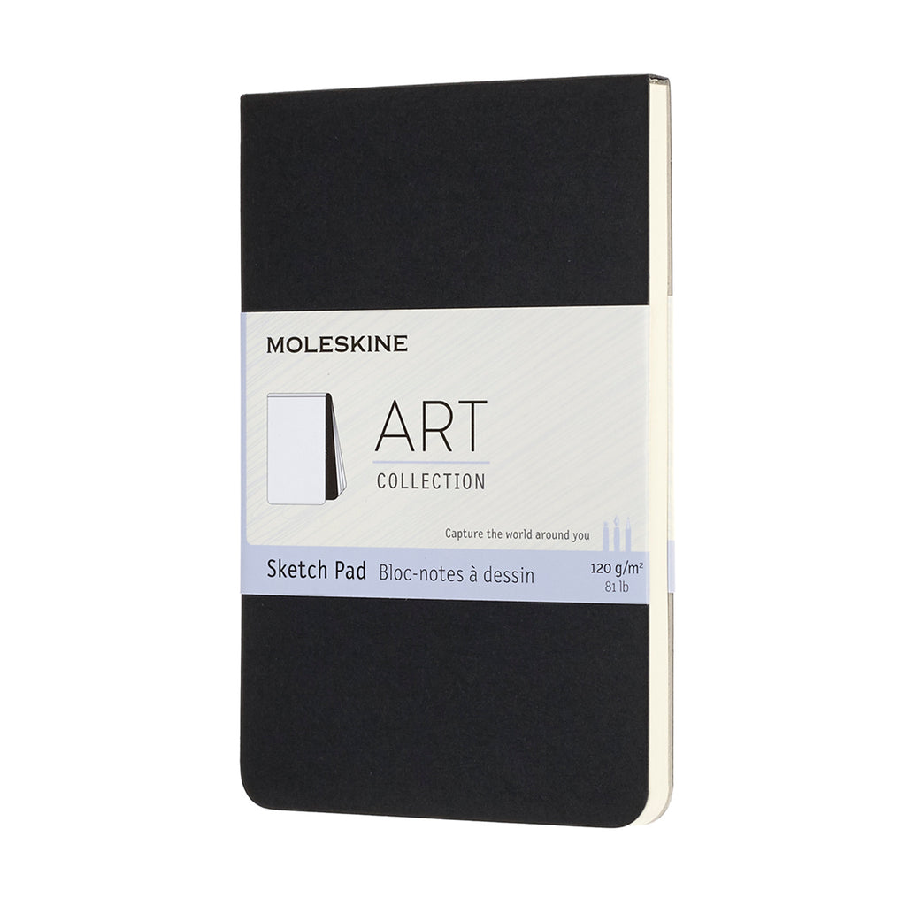 Moleskine Notebook: Art Collection Hard Cover Pocket Sketchbook
