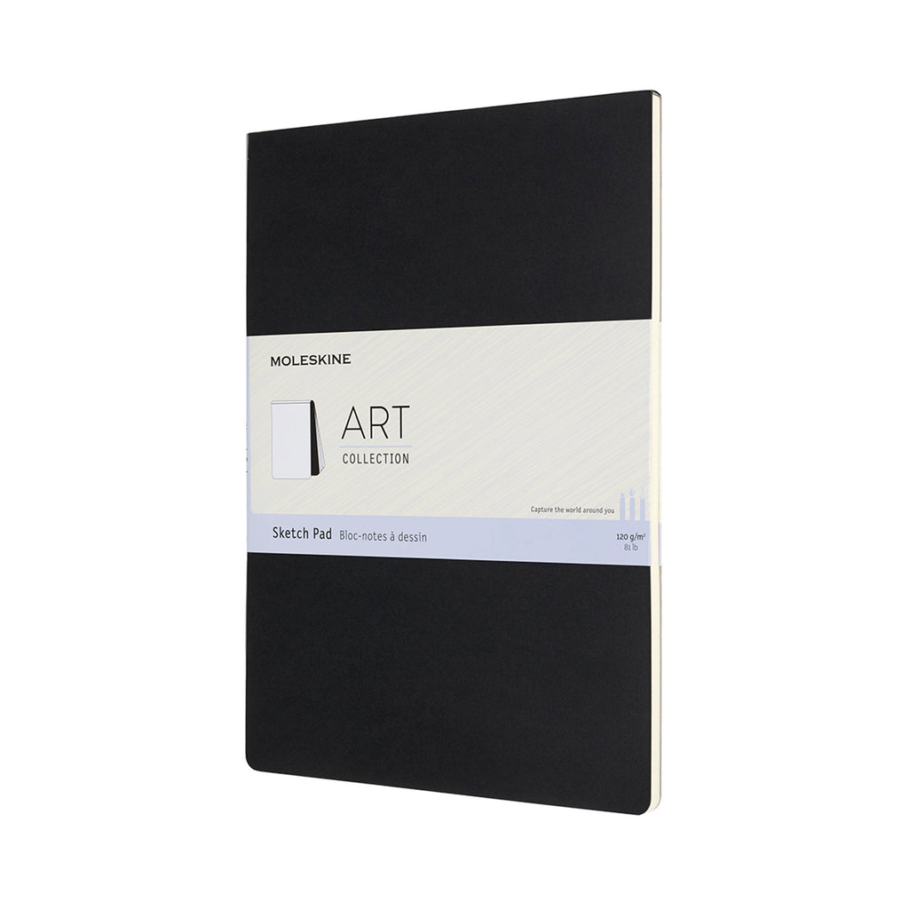 Moleskine Notebook: Art Collection Soft Cover A4 Sketch Pad