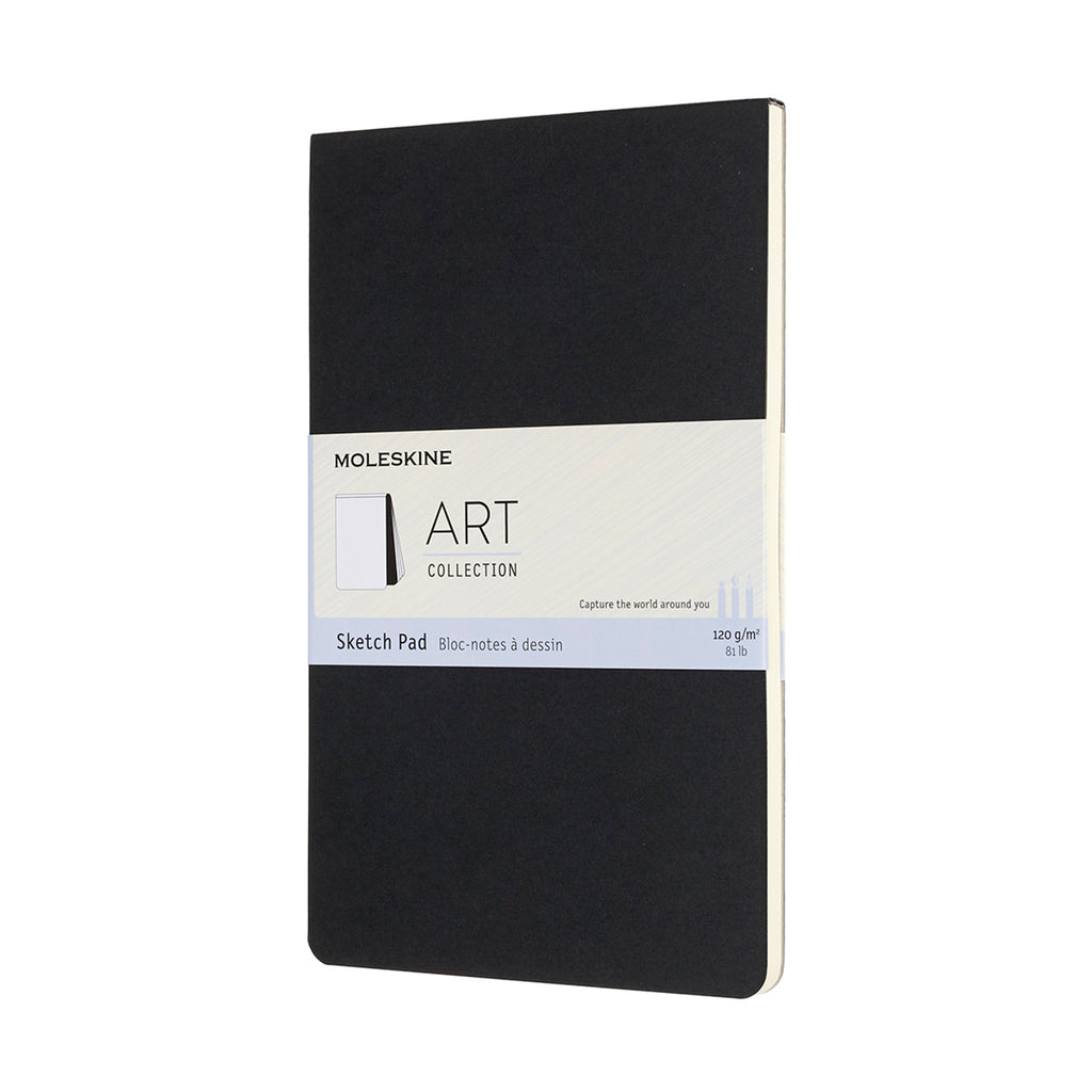 Moleskine Notebook: Art Collection Soft Cover Large Sketch Pad
