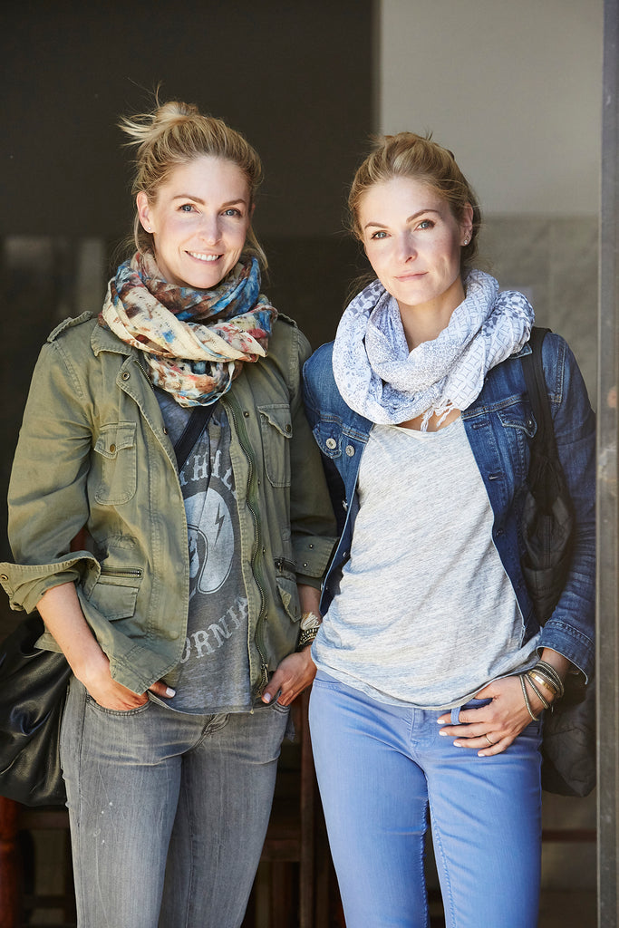 Jenn and Sarah Pearsall of Sefte Living