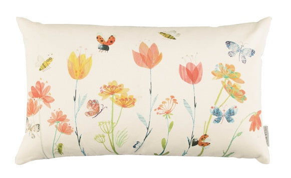 Buggy Print Pillow