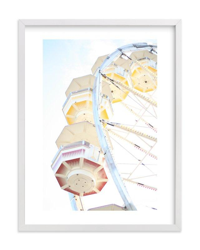 Ferris Wheel Artwork