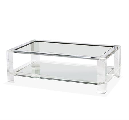 Acrylic Cocktail Table