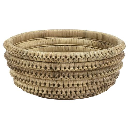Rattan Braided Bowl