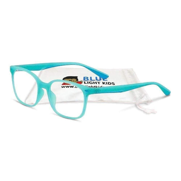 Blue Light Kids Blue Light Glasses for Kids Jungle Premium TeenPro