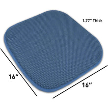 Load image into Gallery viewer, Blue Light Kids Dark Blue Comfortable High Quality Seat Cushion (Perfect for Virtual Learning) Blue Light Glasses for Kids