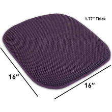 Load image into Gallery viewer, Blue Light Kids Purple Comfortable High Quality Seat Cushion (Perfect for Virtual Learning) Blue Light Glasses for Kids