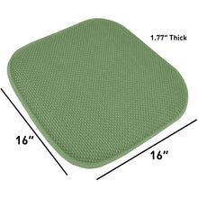 Load image into Gallery viewer, Blue Light Kids Green Comfortable High Quality Seat Cushion (Perfect for Virtual Learning) Blue Light Glasses for Kids