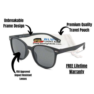 Sunglasses (Ages 3-10) (Ultra Flexible Design)