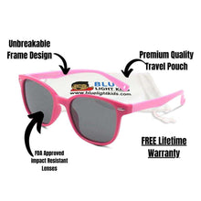 Load image into Gallery viewer, Premium FunFlex Ultra Durable Sunglasses (Ages 3-10) (Ultra Flexible Design)