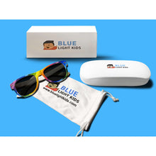 Load image into Gallery viewer, Rainbow Sunglasses (Ages 4-11)