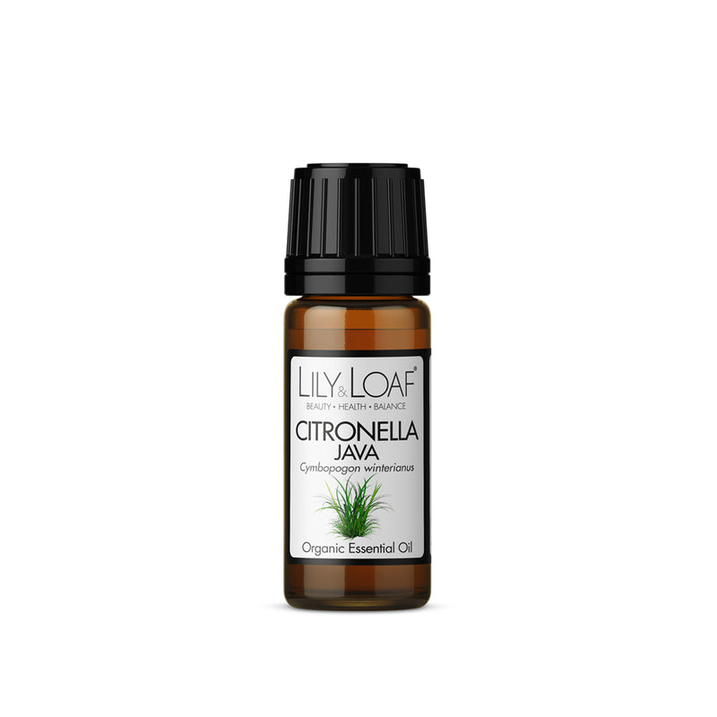 Citronella 10ml (Organic)