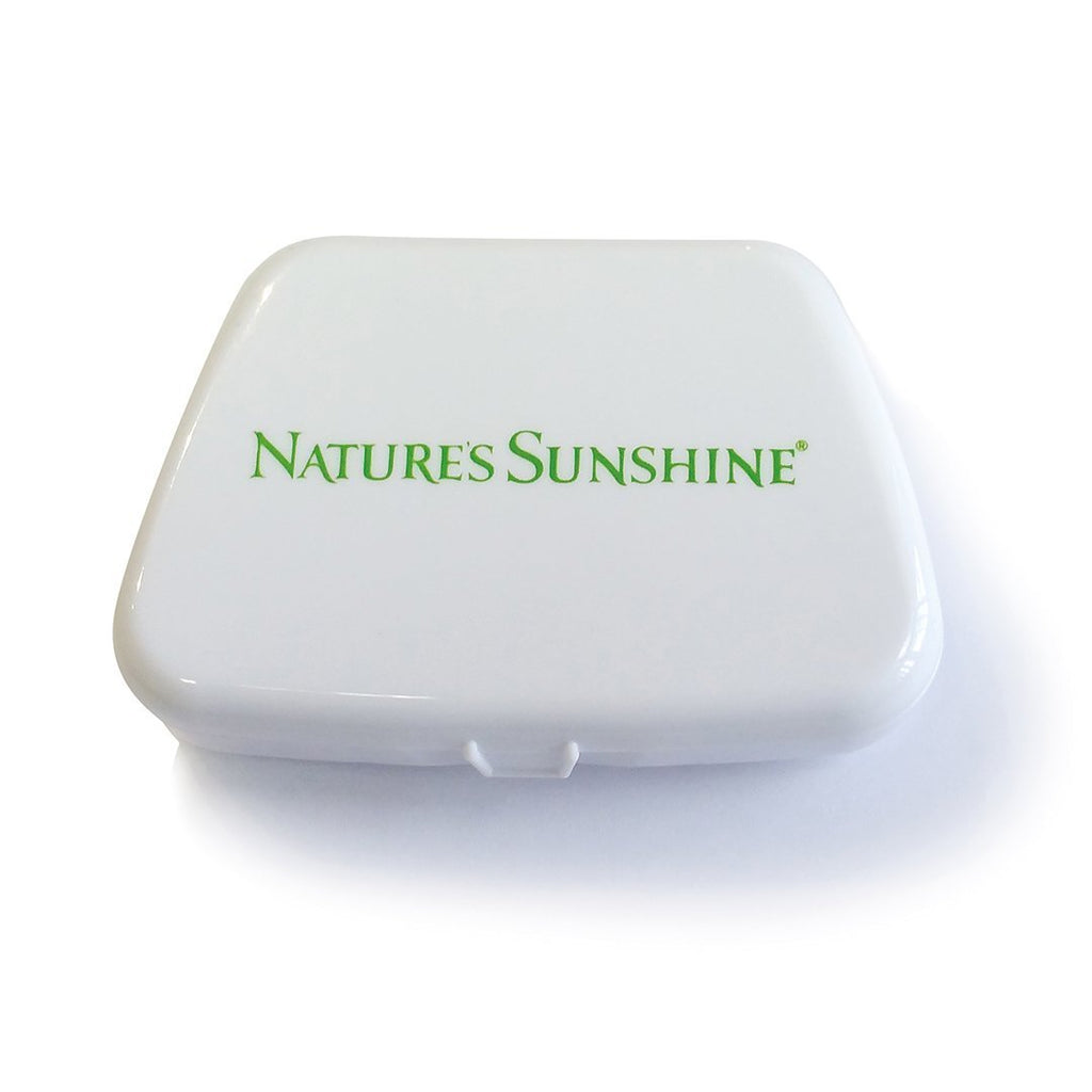 Nature's Sunshine Capsule Box
