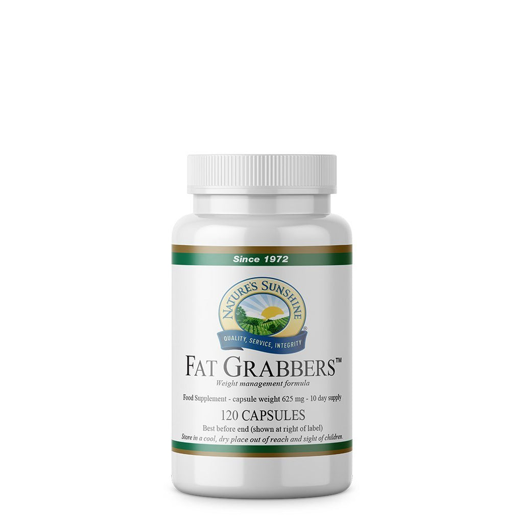 Nature's Sunshine Fat Grabbers™ (120 capsules)