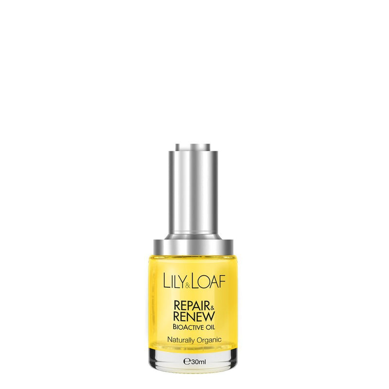 Lily & Loaf Repair & Renew BioActive Oil (30ml).