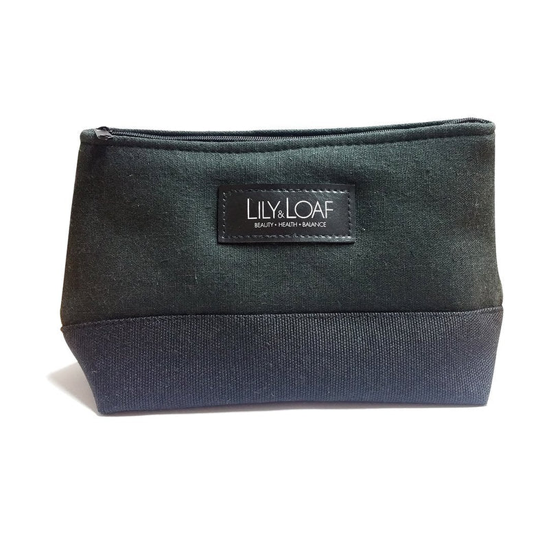 Lily & Loaf branded Washbag